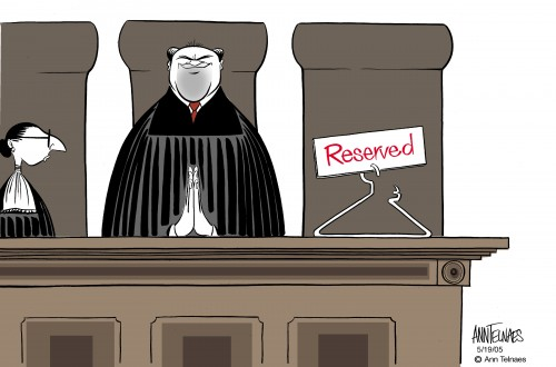 What a Romney win means for the SCOTUS